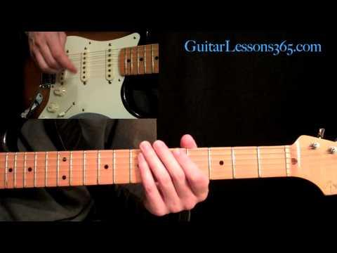 Ozzy Osbourne – Crazy Train Guitar Lesson Pt.1 – Main Riff & Verse
