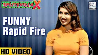Video Nibedita's FUNNY Rapid Fire | Exclusive Interview MP3, 3GP, MP4, WEBM, AVI, FLV September 2018