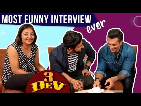 Karan Singh Grover & Ravi Dubey's Most Funny Inter