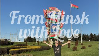 I spent 28 days in Belarus - some of those days I spent in the Capital of Belarus - Minsk - here is what I documented while in Minsk...