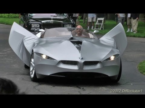 bmw gina - la concept car in pelle!