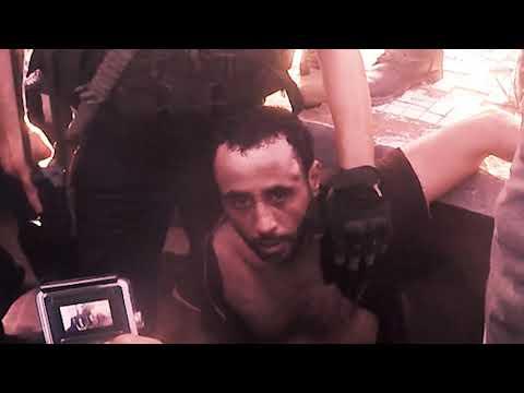 """مشاهد من مهمة اعتقال المطلوب """"شادي الصوفي"""" المتهم بقتل المناضل """"جبر القيق"""""""