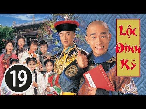 Lộc Đỉnh Ký 19/45(tiếng Việt), DV chính: Trần Tiểu Xuân, Mã Tuấn Vỹ; TVB/1998 - Thời lượng: 44 phút.
