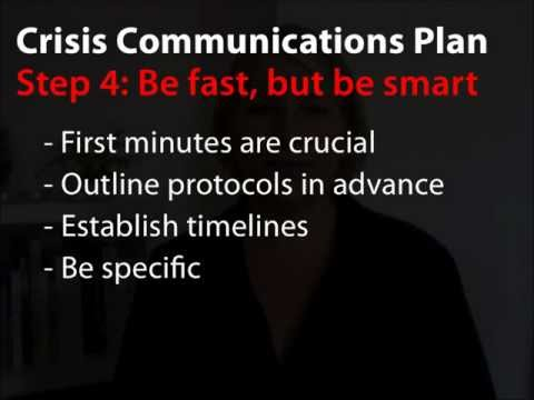 image for 7 Easy Steps for Crisis Communications Planning