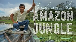 Video Exploring Iquitos in Peru & the Amazon Jungle MP3, 3GP, MP4, WEBM, AVI, FLV Juli 2018