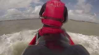 6. Session jet ski (Yamaha waverunner FX cruiser)