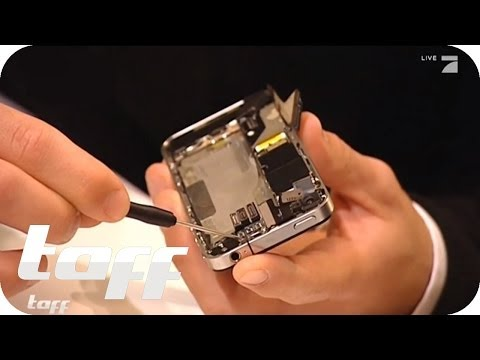 Smartphone Crashtest: Handy selbst reparieren | taff