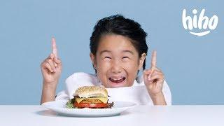 Begini Reaksi Anak-Anak Ketika Mencoba Menu Makanan Vegan