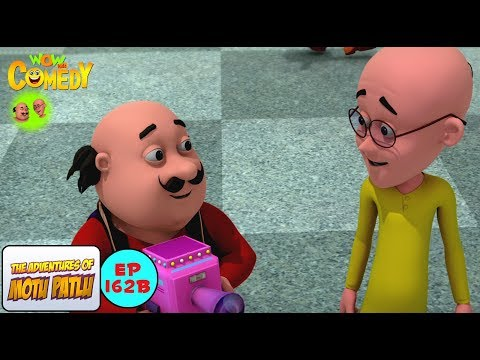 Video The Magic Camera - Motu Patlu in Hindi - 3D Animated cartoon series for kids - As on Nick download in MP3, 3GP, MP4, WEBM, AVI, FLV January 2017
