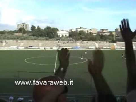 Favara - Gattopardo 1 - 0 (20/09/2009)