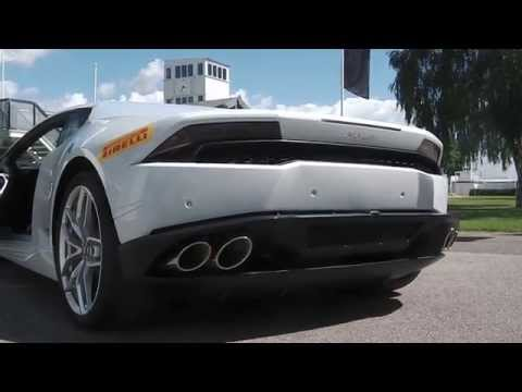 scoop lamborghini offers aftersales performance exhaust for huracan listen to it autoevolution. Black Bedroom Furniture Sets. Home Design Ideas
