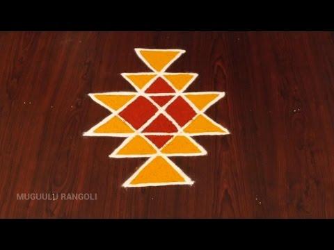 Video How to Draw Kubera Kolam | కుబేర ముగ్గు | kubera kolam rangol | kubera kolam pooja | kubera muggu download in MP3, 3GP, MP4, WEBM, AVI, FLV January 2017