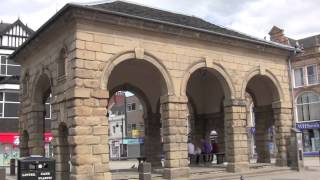 Pontefract United Kingdom  City new picture : Pontefract, West Yorkshire, UK - 2nd June, 2013
