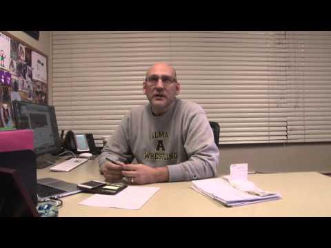 Alma College Wrestling Head Coach Todd Hibbs: NWCA National Duals