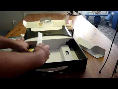 Acer Timeline 1410TZ/1810TZ Unboxing