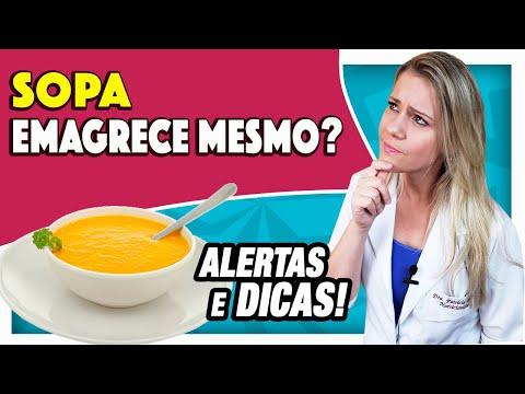 Nutricionista - Sopa Emagrece Mesmo ou Engorda Também? [RISCOS, ALERTAS E DICAS]
