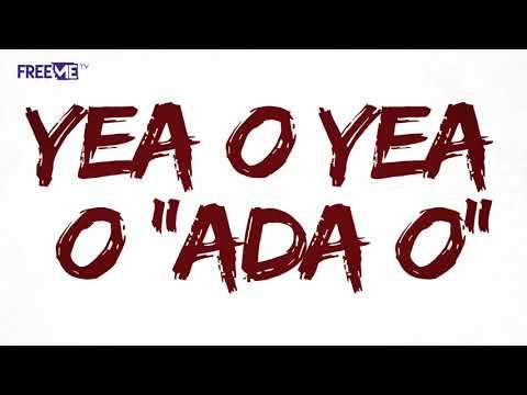 DJ ECool ft Davido - Ada [Lyric Video] | FreeMe TV