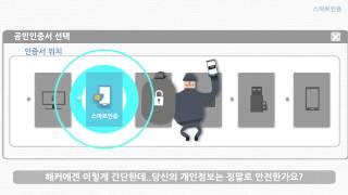 USIM 스마트공인인증 KT 스마트인증 YouTube 동영상