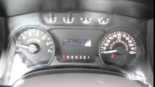 2011 FORD F150 For Sale