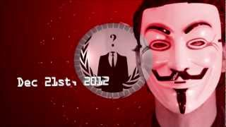Anonymous – December 21st, 2012