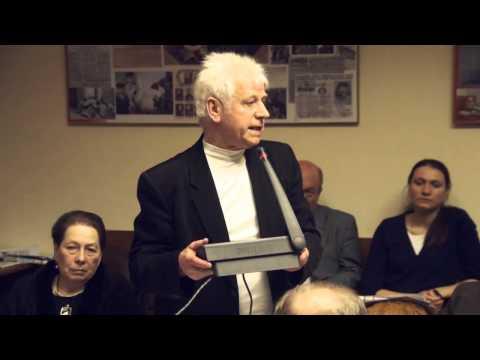 В.Ф. Базарный - Круглый стол в ГосДуме по ювенальной юстиции