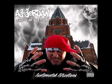 AJ Jordan Sentimental Situations CD 2012 - Track 02. Welcome To The Party [Explicit]