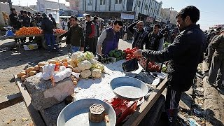 Mosul Residents attempt to return to semblance of normality