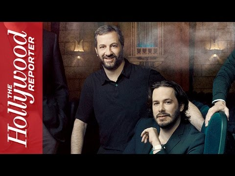 Judd Apatow & Edgar Wright On Sequels & Casper the Friendly Ghost: Rule Breakers