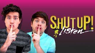 SHUT UP! AND LISTEN ALBUM COMMERCIAL
