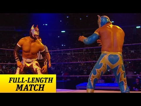 sin cara - Oct. 21, 2011 - It's the first ever Mask vs. Mask Match in SmackDown history and it's between the dueling Sin Caras. Subscribe Now - http://www.youtube.com/u...