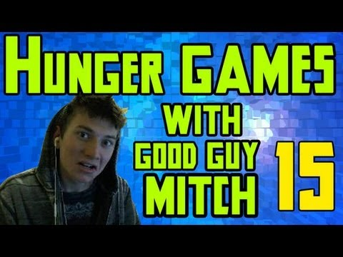 Minecraft: Hunger Games w/Mitch! Game 15 - Intensity Levels Rising