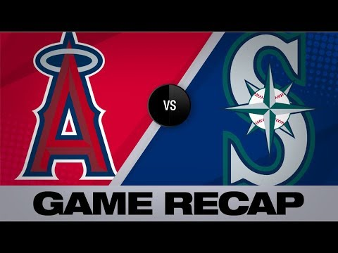 Video: Angels hit four homers in 9-3 victory   Angels-Mariners Game Highlights 7/21/19