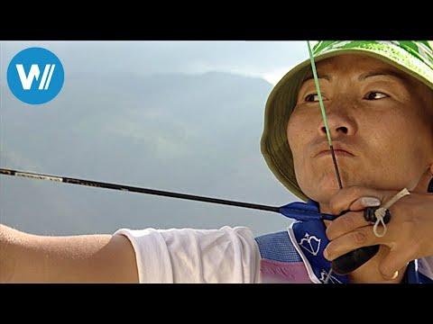 Die Bogenschützin von Bhutan (360° - GEO Reportage)