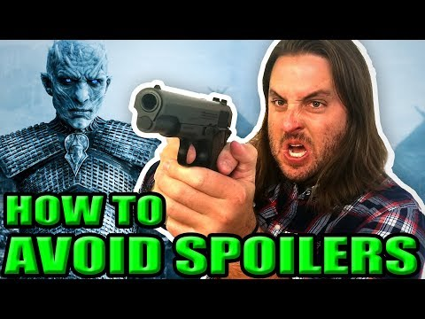 How to Avoid Game of Thrones Spoilers at Work