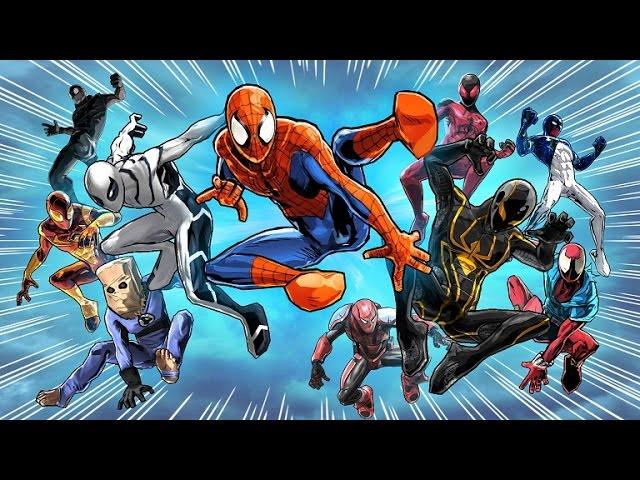 Spider-Man Unlimited - Announcement Trailer