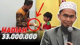 Video Hafal Qur'an, Anak Ini dapat 33 JUTA dari Ustadz Adi Hidayat MP3, 3GP, MP4, WEBM, AVI, FLV Juni 2019