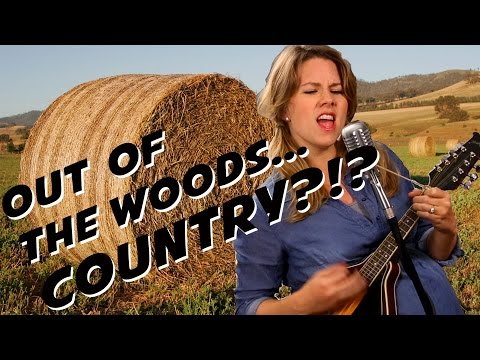 Woods - Buy the track here! https://loudr.fm/release/out-of-the-woods-country-version/zzq4s What if pop super-star Taylor Swift had made her latest greatest album a country record? We decided to find...