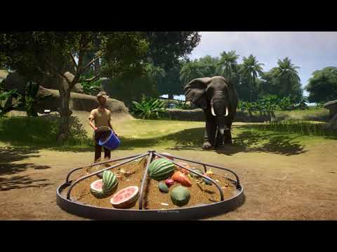 Симулятор зоопарка Planet Zoo выйдет в начале ноября