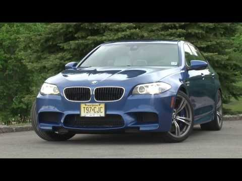 2013 BMW M5 – Drive Time Review with Steve Hammes