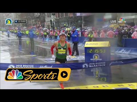 2018 Boston Marathon: Japan's Yuki Kawauchi wins men's race I NBC Sports