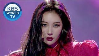 Video Sunmi, Seulgi, Daehwi - Heroine | 선미, 슬기, 대휘 - 주인공 [2018 KBS Song Festival / 2018.12.28] MP3, 3GP, MP4, WEBM, AVI, FLV Februari 2019