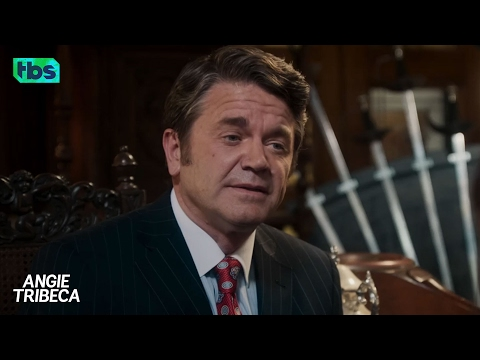 Angie Tribeca: John Michaels Higgins [CLIP]   TBS