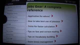 Jobs Gear -Aptitude Verbal MCQ YouTube video