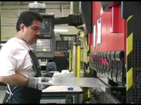 IAC Industries   Workstation Metal Forming Process