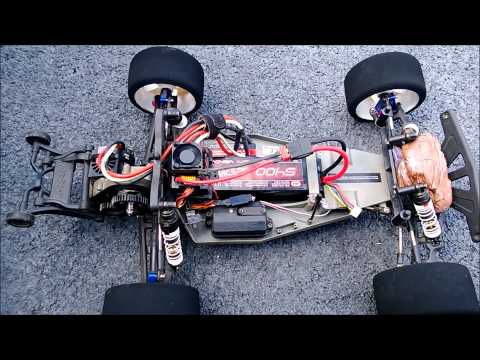 Ep. 4: High Speed Shake-Out: Mod 1 Gears  (65 mph on 2S LiPo)