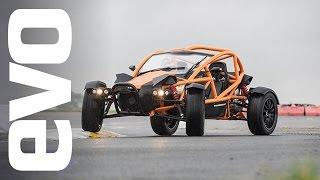 Ariel Nomad onboard | evo Track Car of the Year by EVO Magazine