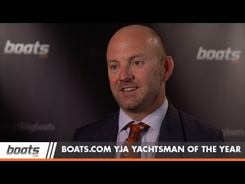 Ian Walker is YJA Yachtsman of the Year