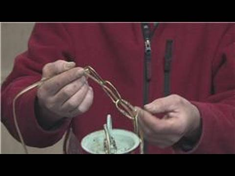Carpentry & Saws : How to Shorten the Chain on a Chandelier MP3 ...