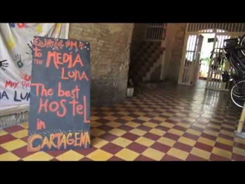 Vídeo de Media Luna Hostel