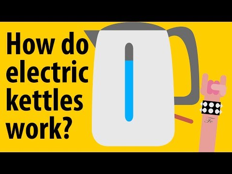 How do electric kettles work? - Appliances Explained